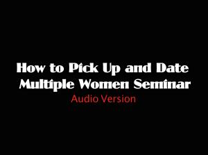 Seminar audio